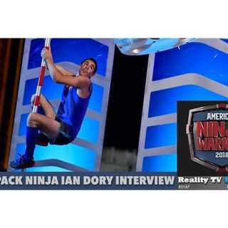 American Ninja Warrior 2016 | Wolfpack Ninja Ian Dory Interview