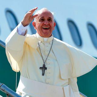 El Papa será recibido en Latinoamérica