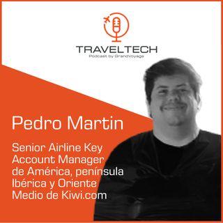 Devolver el poder a las manos del viajero con Pedro Martin