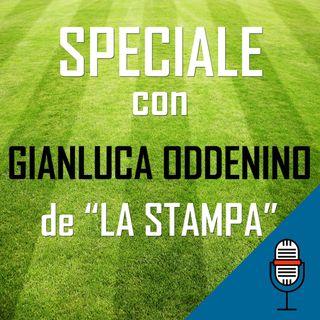 """Diretta calcio 2°parte del 18-05-2020 con Gianluca Oddenino de """"La Stampa"""""""