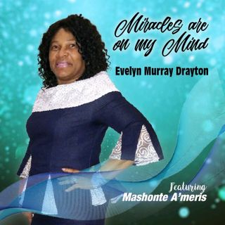 Evelyn Murray Drayton returns to #ConversationsLIVE to talk #Miracles and more ~ @evelyndrayton #faithoverfear #newmusic