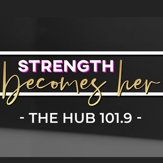 Strength Becomes Her; What's Your Word?
