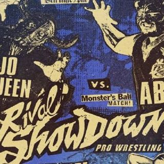 ENTHUSIASTIC REVIEWS #80: Rival Showdown Pro Wrestling... And Out Come The Wolves 4-20-2019 Watch-AlongWatch-Along