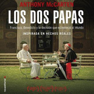 """Sesión de cine en línea """"LOS DOS PAPAS"""" Comentarios de David Hoffmeister traducidos por Marina Colombo"""