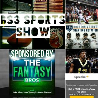 "BS3 Sports Show - ""Welcome to #NFL100"""
