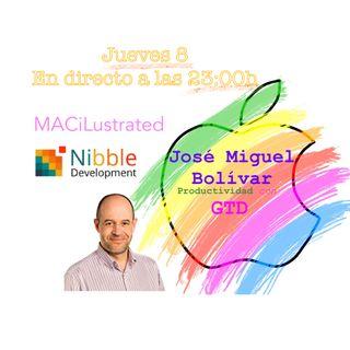 Episodio - José Miguel Bolívar, Productividad personal con GTD.