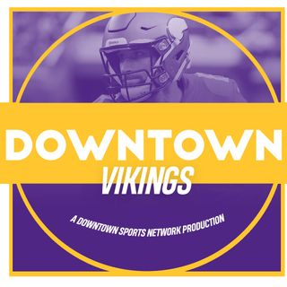 Debut Episode: Talking Vikings Off-Season & NFL Draft feat. Vikings QB Kyle Sloter
