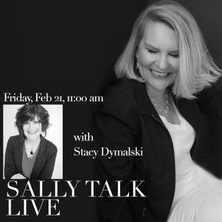 Guest Stacy Dymalski - Writer, Comedian