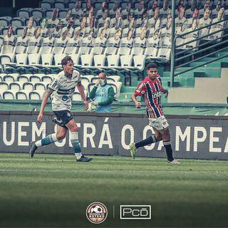#056 - Coritiba empata e volta pra ZR, Flamengo 3x1 Athletico, e Paraná tropeçando na Série B
