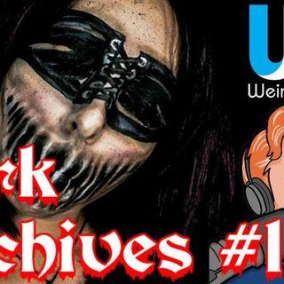 """DARK ARCHIVES #1"" 39 stories of the paranormal! #WeirdDarkness"