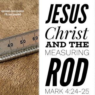 God Judges How we use our Light Mark 4:24-25