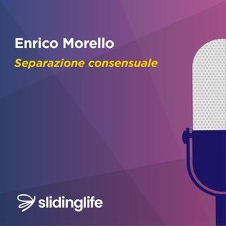 La separazione consensuale_Enrico Morello