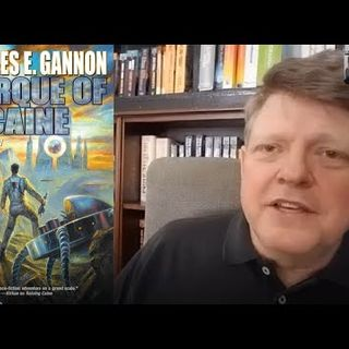 Do You Have the Marque of Caine? Sci-fi Author Chuck Gannon:an interview on the Hangin With Web Show