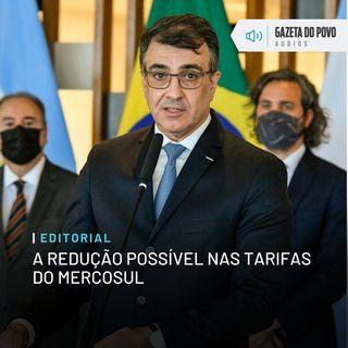 Editorial: A redução possível nas tarifas do Mercosul