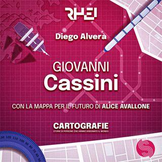 La biografia di Giovanni Domenico Cassini