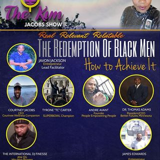 REDEMPTION OF THE BLACK MAN - HOW TO ACHIEVE IT!