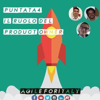4. Il ruolo del Product Owner