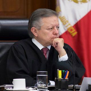 Arturo Zaldívar defendió la independencia y autonomía de los jueces