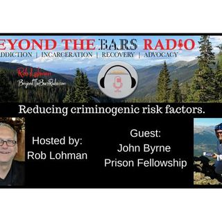 Reducing criminogenic risk factors : John Byrne Prison Fellowship