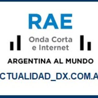 Actualidad DX 13 de Septiembre 2019