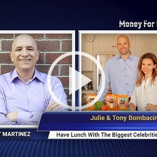 Julie and Tony Bombacino - Disrupting the Feeding Tube industry