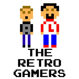 The Retro Gamers Ep 16 - Guilty Pleasures