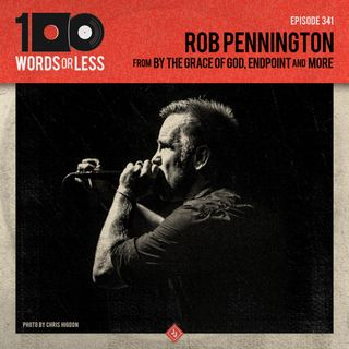 Rob Pennington from By The Grace of God, Endpoint & more