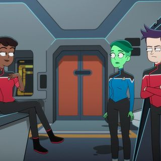 109: STAR TREK: LOWER DECKS Series Premiere