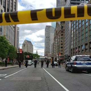 Man Killed In Daylight Shooting In Boston's Copley Square