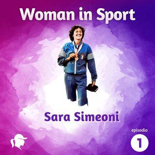 Episodio 1: Sara Simeoni