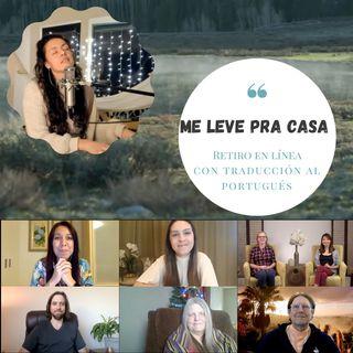 Retiro Online de final de semana em português 'Take Me Home' (Me Leve pra Casa) - Sessão de Filme 'Take Me Home' com Frances Xu e Elenco