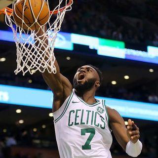 Jaylen Brown Not Concerned With Celtics Inconsistency