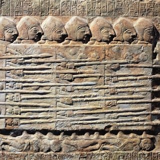 Lagash Takes on Umma