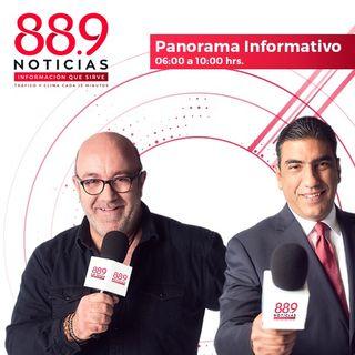 Resumen Informativo 7 horas de Panorama. Martes 4 de agosto