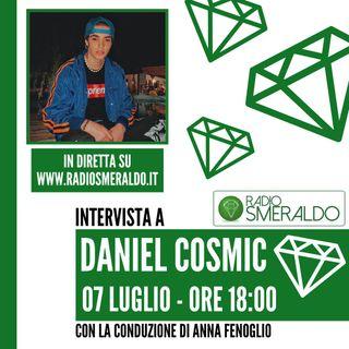 Daniel Cosmic | Intervista