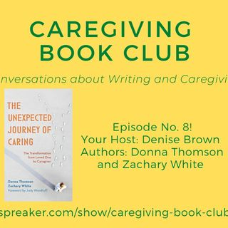 A Conversation with Donna Thomson and Zachary White