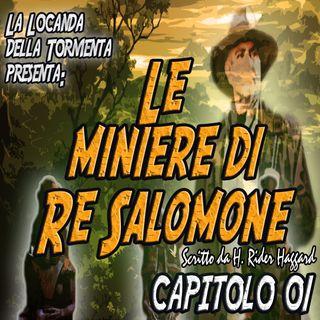 Le miniere di Re Salomone - Capitolo 01