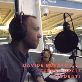 Davide Busato e il futuro della Scuola Italiana - 22/04/2019