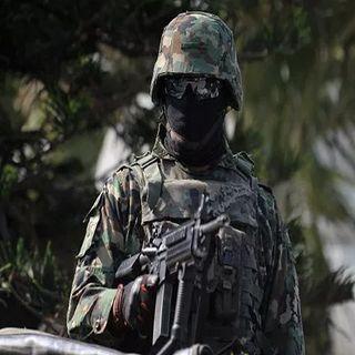 Guardia Nacional llega a Minatitlán