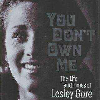 274 - Trevor Tolliver - Lesley Gore Book - You Don't Own Me