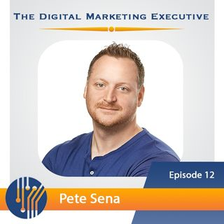 """""""We As Humans Connect Through Story"""" with Pete Sena"""