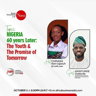 Nigeria @60: The Youth And The Promise Of Tomorrow - Akintunde Oyebode