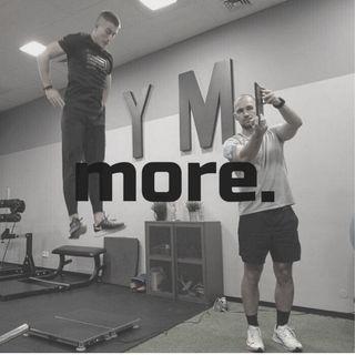 """more. than training ep. 29 - Karol Kruczek """"Staram się czerpać z najlepszych źródeł."""""""