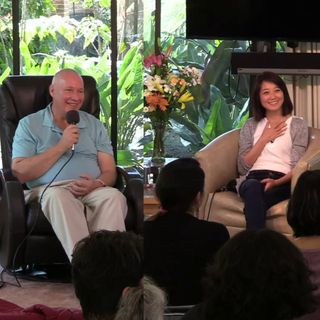 Sesión 1 del Retiro La luz en ti con David Hoffmeister y Frances Xu / Session 1 of The Light in You Retreat