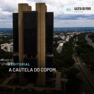 Editorial: A cautela do Copom