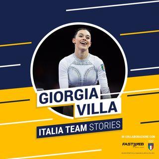 Italia Team Stories - Giorgia Villa