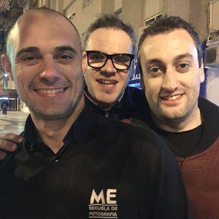 20.- En Cádiz con amigos y un proyecto emergente...