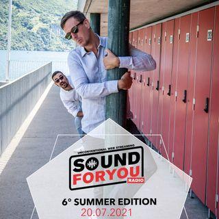 Sound For You Radio - Canzoni da ombrellone - 20.07.2021