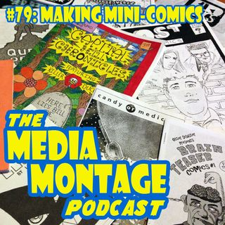 MMP 79: Making Mini-comics