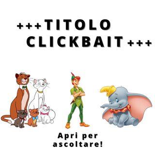 +++ Titolo clickbait +++